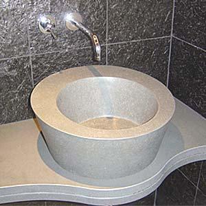 vasque et évier