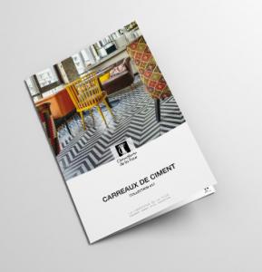 documentation des carreaux de ciment de Cimenterie de la Tour