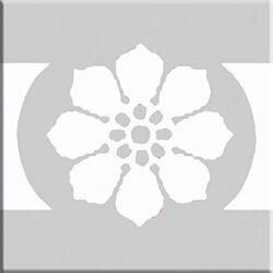 Carreau de ciment – Bordure – B0420