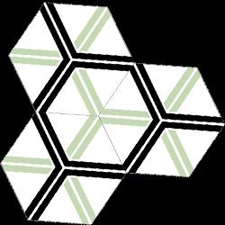 Carreau de ciment – H20M0104