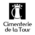 logo de la Cimenterie de la Tour fabricante de carreaux de ciment