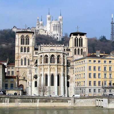 Lyon Cimenterie de la Tour