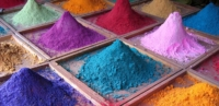 pigments colorés