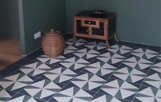 graphic cement tiles in birmingham england cimenterie de la tour