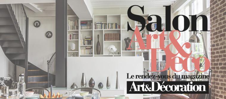 le salon dédié à la décoration intérieur à Paris Art&Decoration