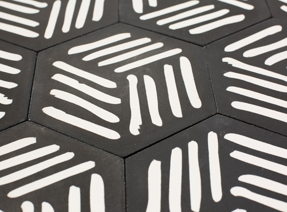 design moderne blanc et noir