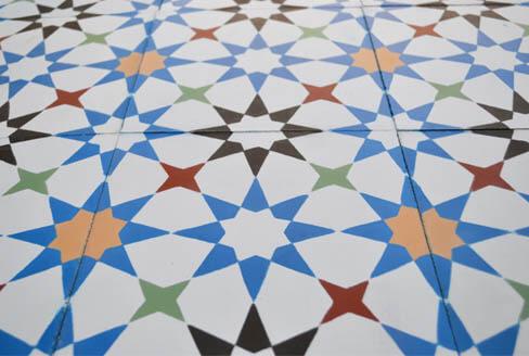 Zementfliese trend moderner stil kochen Dusseldorf Zementfliesen geometrisch kochen Koln Deutschland Zementfliesen Spezialisten
