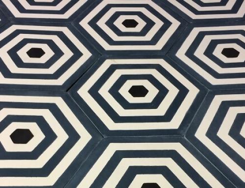 La tendance aux hexagones