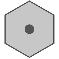 Zementfliese – H10M010