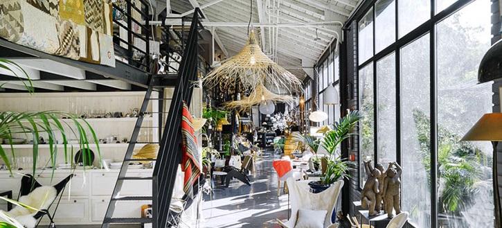 le concept store mona market
