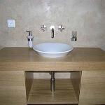 salle de bain effet taddelack
