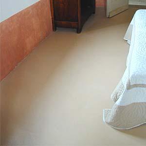 sol coulé à lavérune