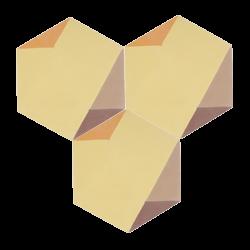 Carreau de ciment – Hexagone – MELIPAPISUNNY-D