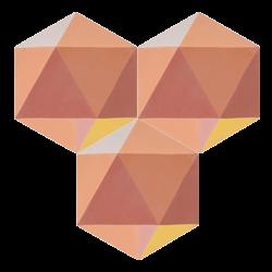 Carreau de ciment – Hexagone – MELIPAPITERRA-A