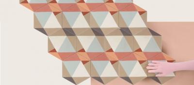 carreaux de ciment colorés de la designeuse Eli Gutierrez