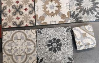 les granitos fabriqués par Cimenterie de la Tour