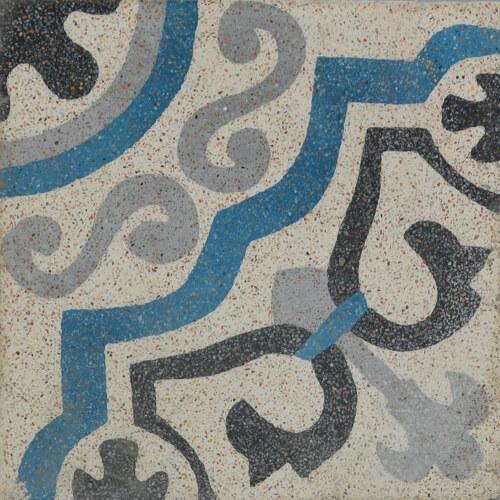 granito bleu noir et gris classique