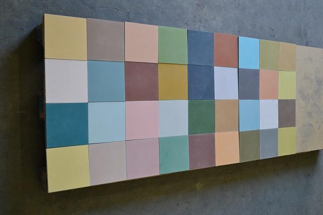 carreaux de ciment couleurs tendances