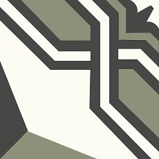 Carreau de ciment – M0490