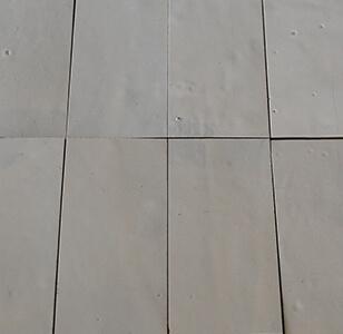 zellige z11 blanc laiteux cimenterie de la tour