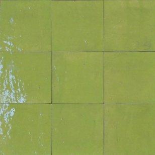 zellige z22 vert tendre cimenterie de la tour