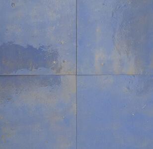 zellige z31 terre bleu cimenterie de la tour