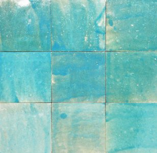 zellige z33 lazuli cimenterie de la tour