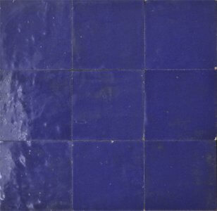 zellige z38 bleu france cimenterie de la tour