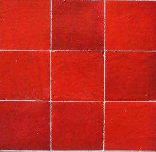 zellige z46 rouge petillant cimenterie de la tour