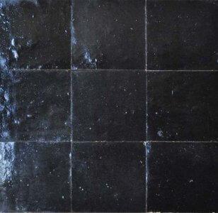 zellige z5 noir cimenterie de la tour