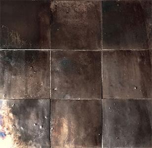 zellige z51 bronze cimenterie de la tour