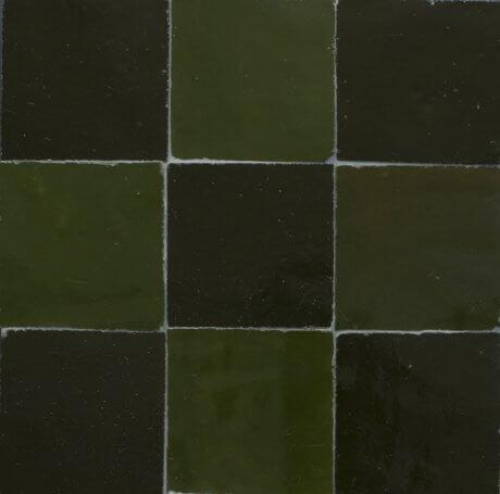 zellige z60 vert babylone cimenterie de la tour
