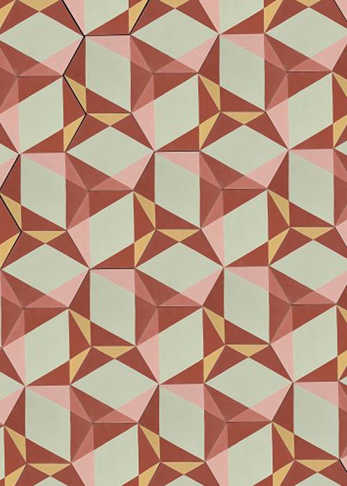 carreaux de ciment hexagonaux à paris