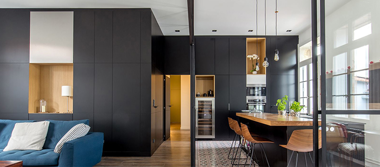 Le projet SBL par l'agence Brengues Le Pavec Architectes