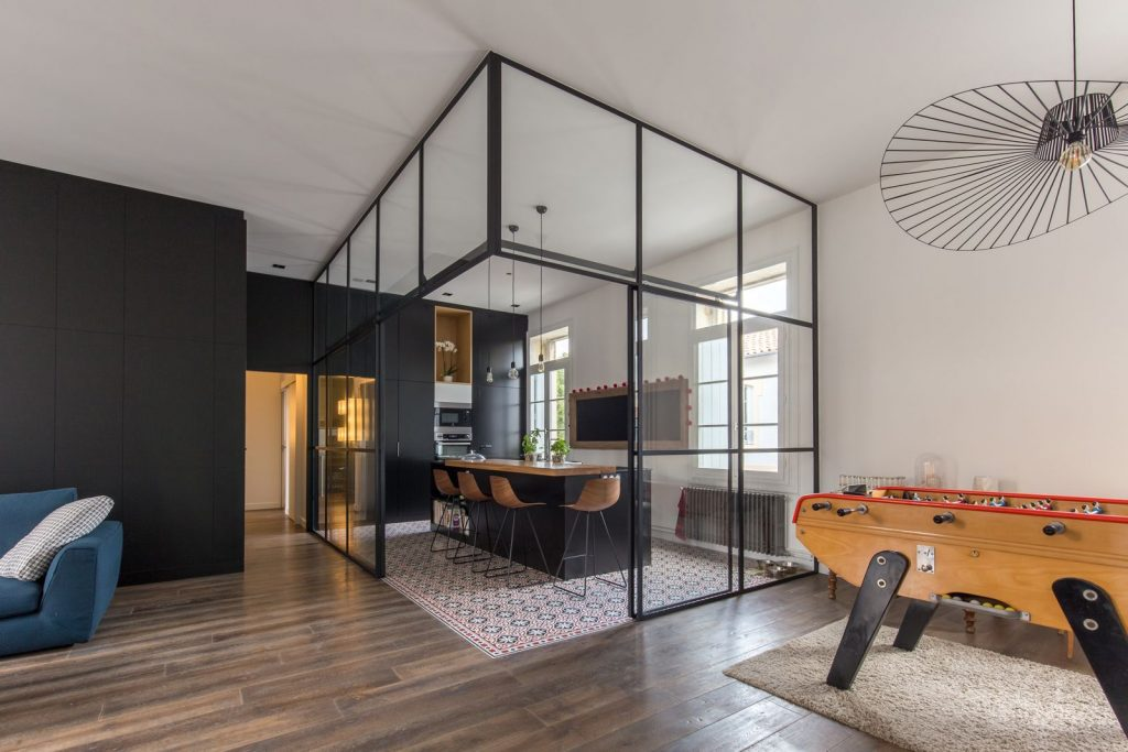 La projet SBL par l'agence Brengues Le Pavec Architectes