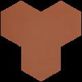Carreau de ciment - Hexagone T10-111