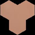 Carreau de ciment - Hexagone T10-112