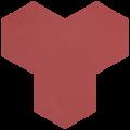 Carreau de ciment - Hexagone T10-22