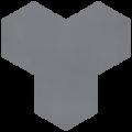 Carreau de ciment - Hexagone T10-26