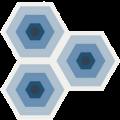 Carreau de ciment - Hexagone H20M0116