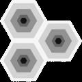Carreau de ciment - Hexagone H20M0118